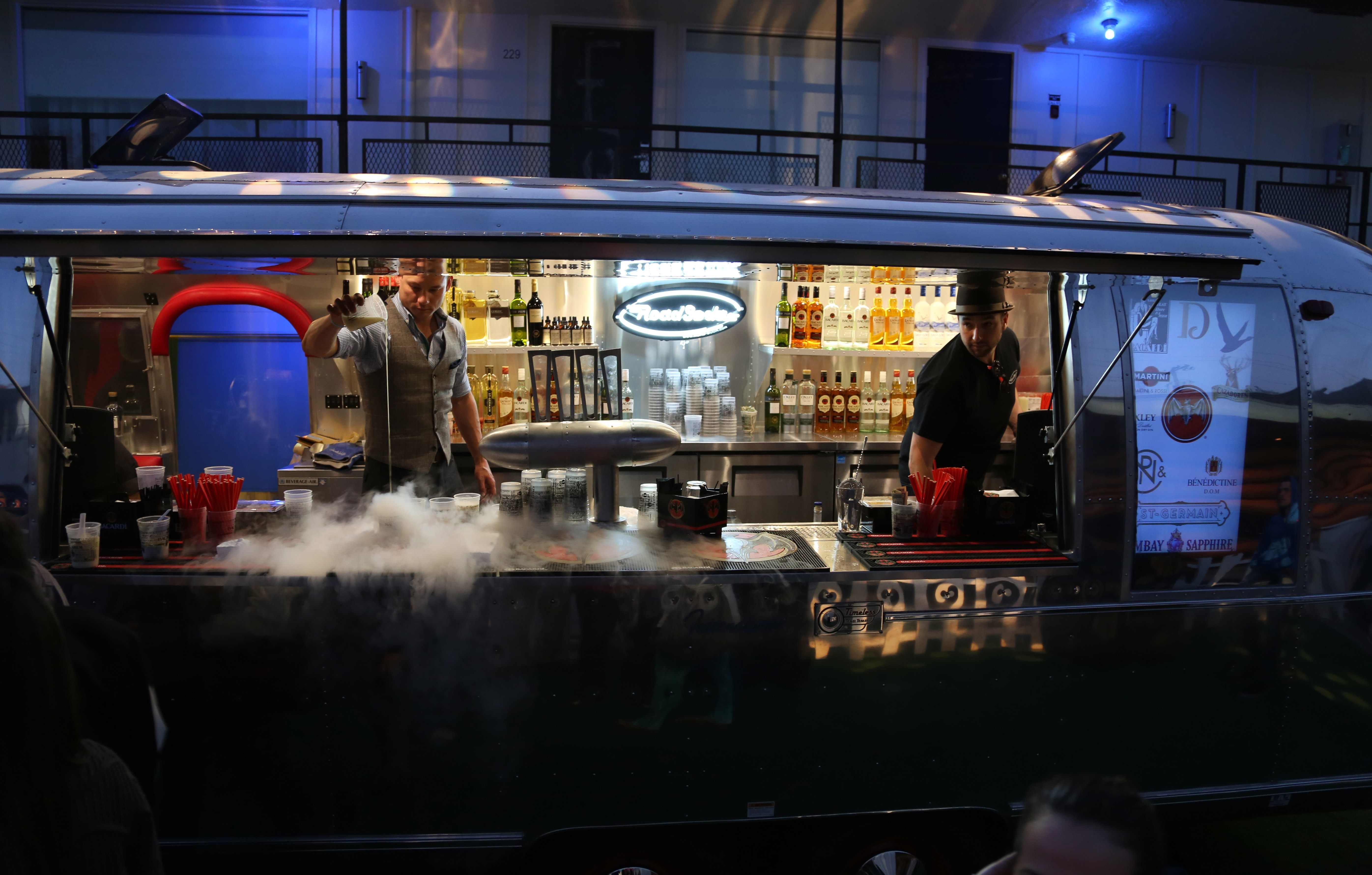 The Lyte Truck Tour Kickoff - Splash