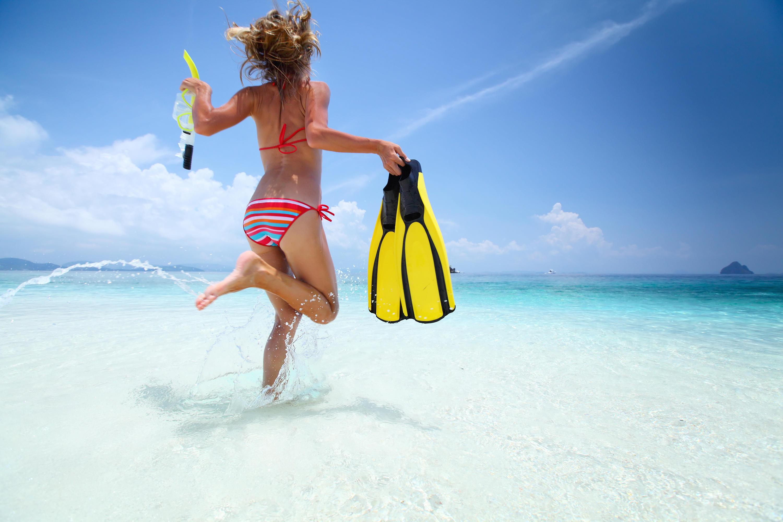 Beach Fun In The Sun Weekend