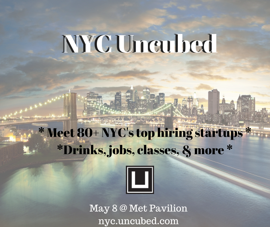 Uncubed Events New York NY  Meetup