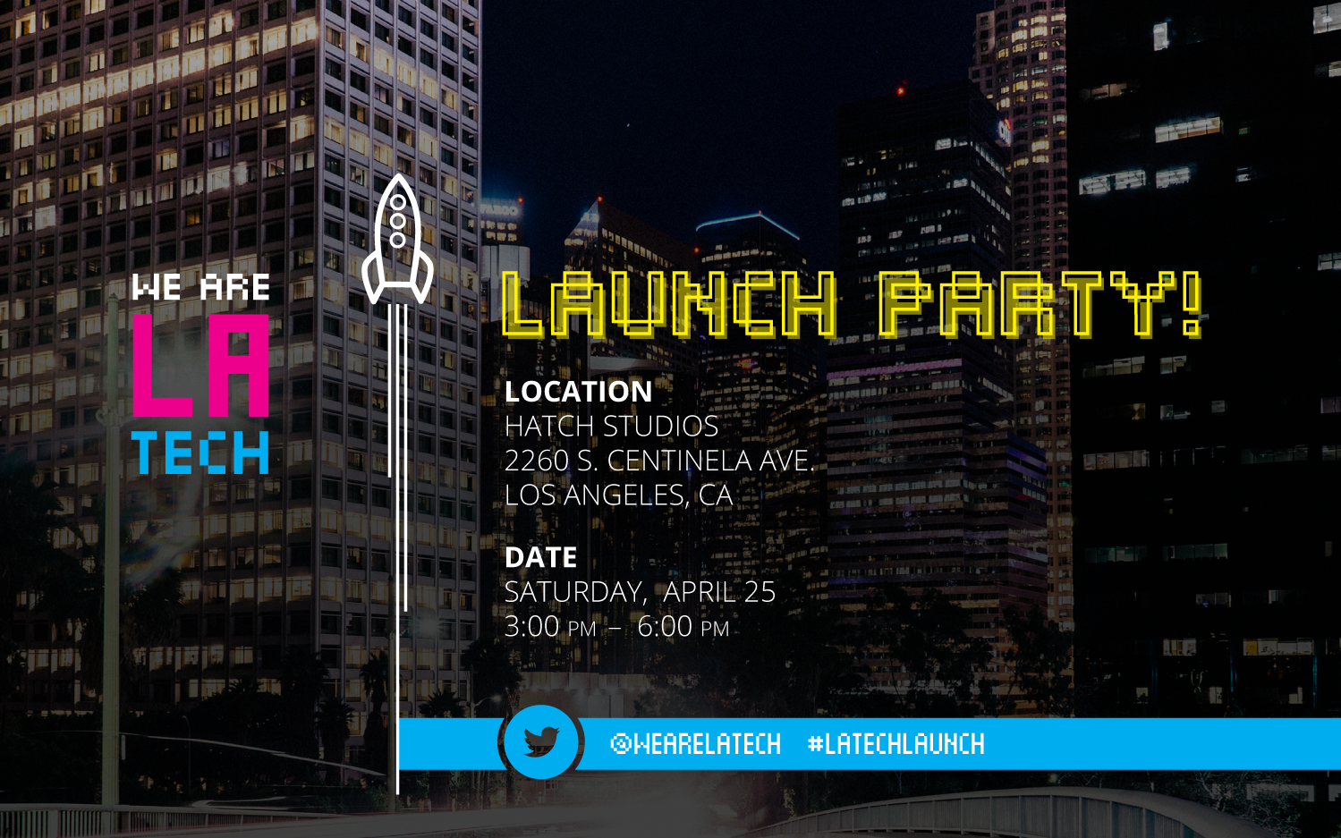 dating app launch party