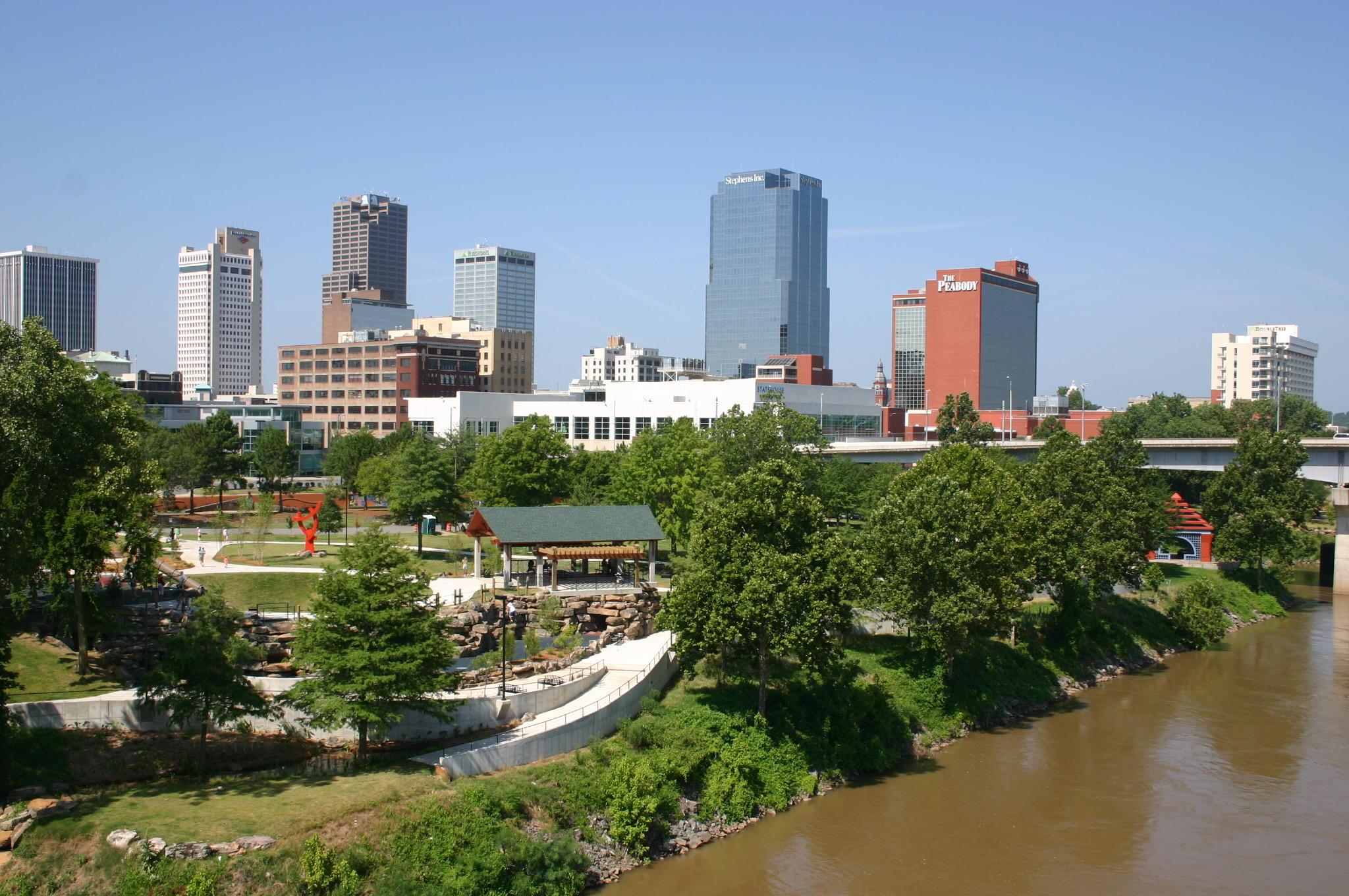 Little Rock Arkansas | İmages