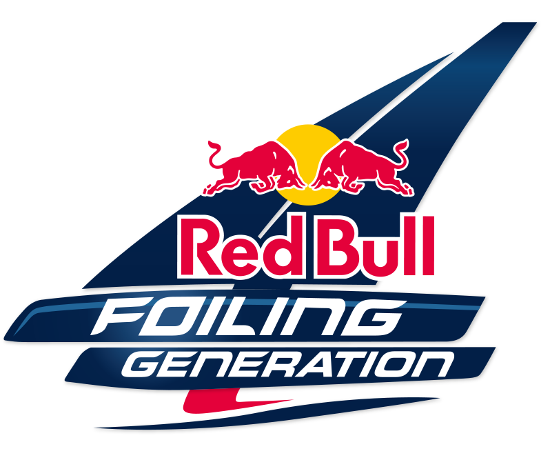 Red Bull Foiling Generation Logo