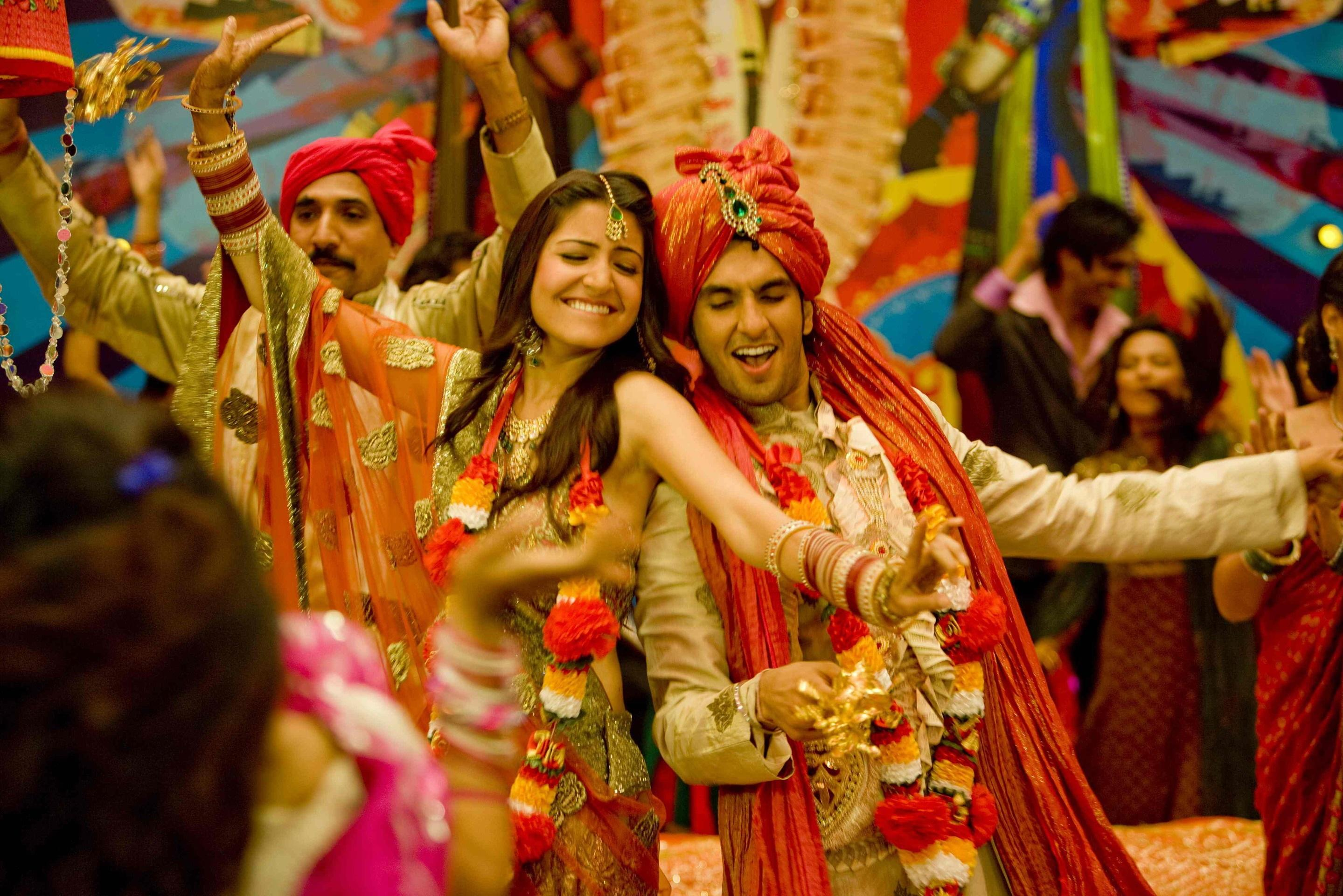 Bollywood movie about wedding