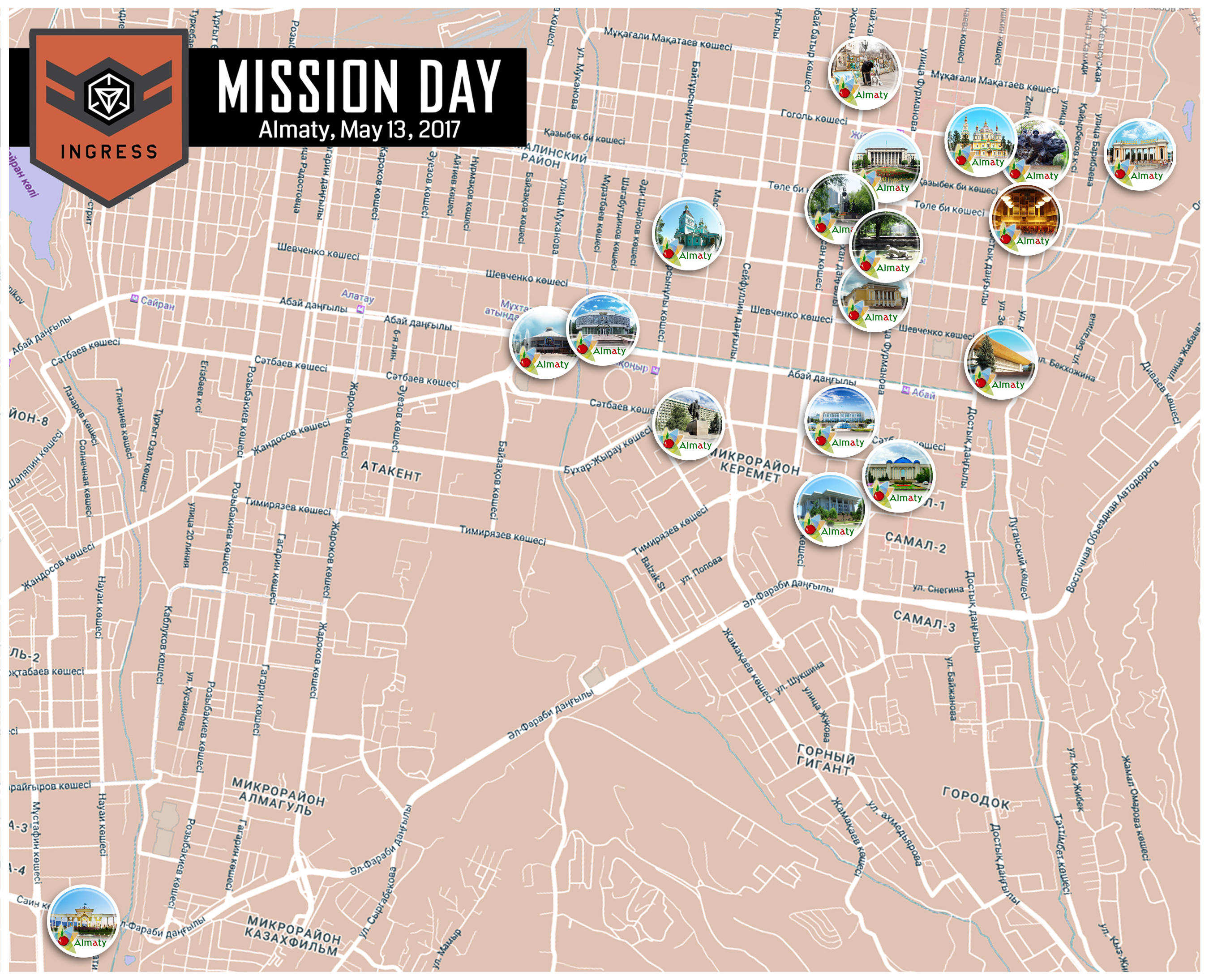 Mission Day Almaty