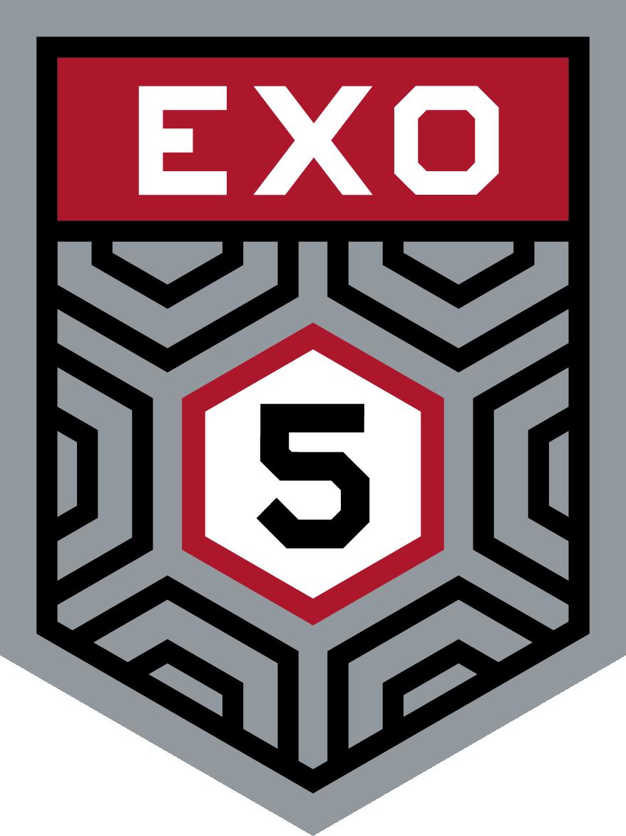 EXO5-anomaliasarjan merkki
