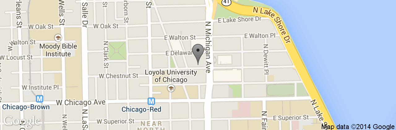 Fourth Presbyterian Church 126 E Chestnut St Chicago Il 60611