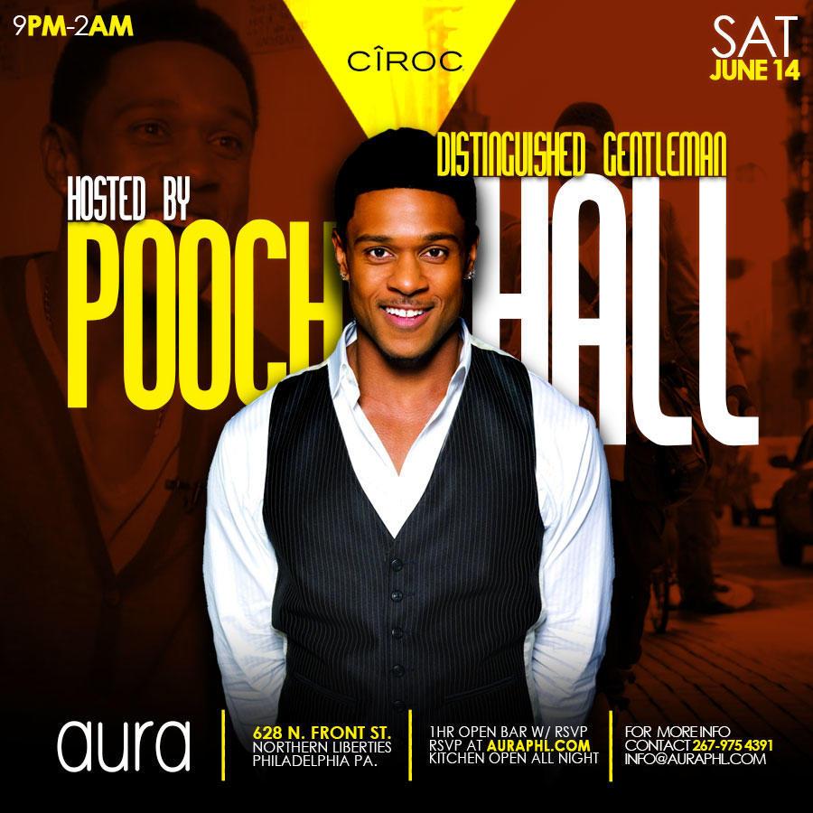 6*14 / Movie Star Pooch Hall Hosts Distinguished Gentleman