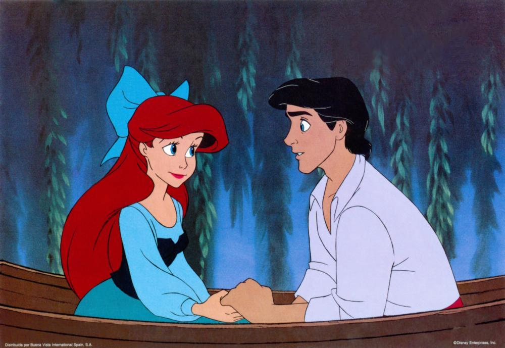 Ariel Prince Erics Wedding Splash