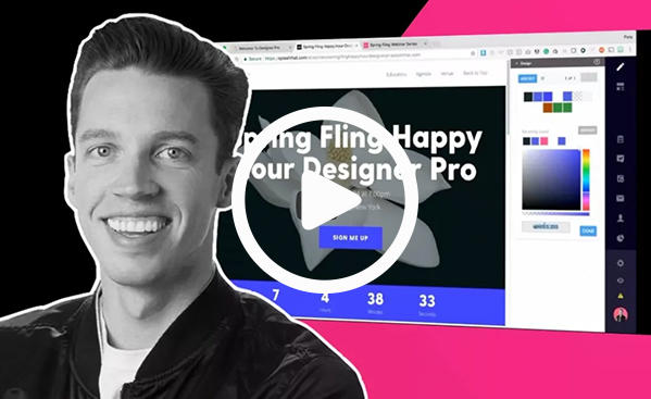 splash school intro to designer pro webinar