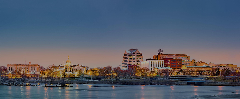 Trenton Skyline