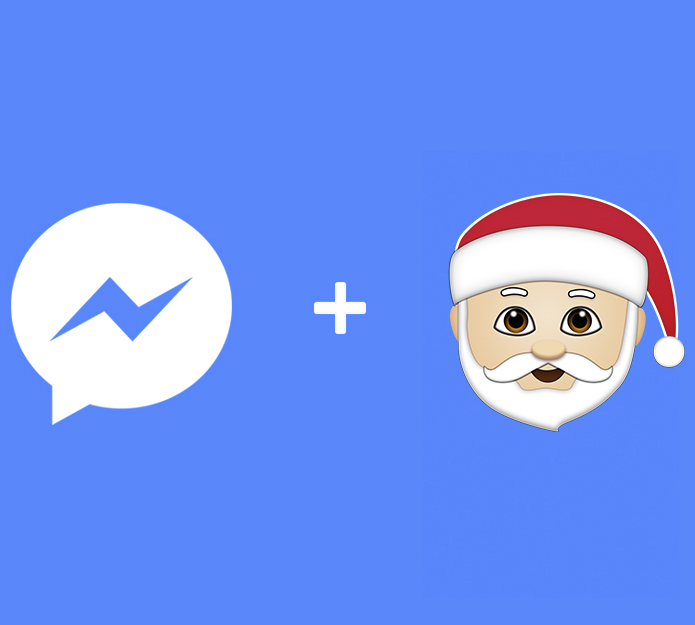 Santa Bot For Facebook Messenger