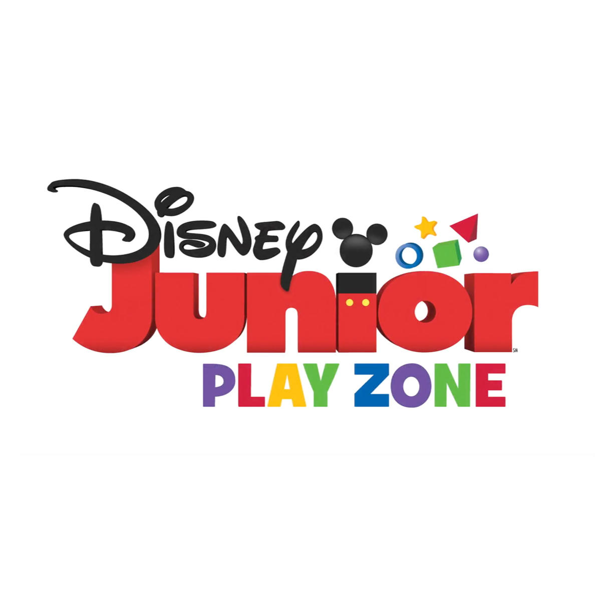 Disney Junior Play Zone Logo