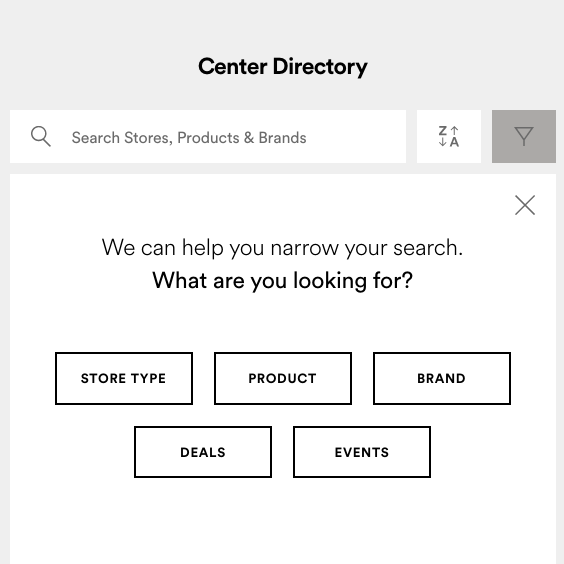 Enhanced Store Directory