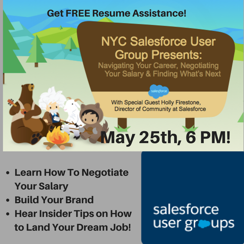 See Navigating Your Career - A Guide for Salesforce Admins
