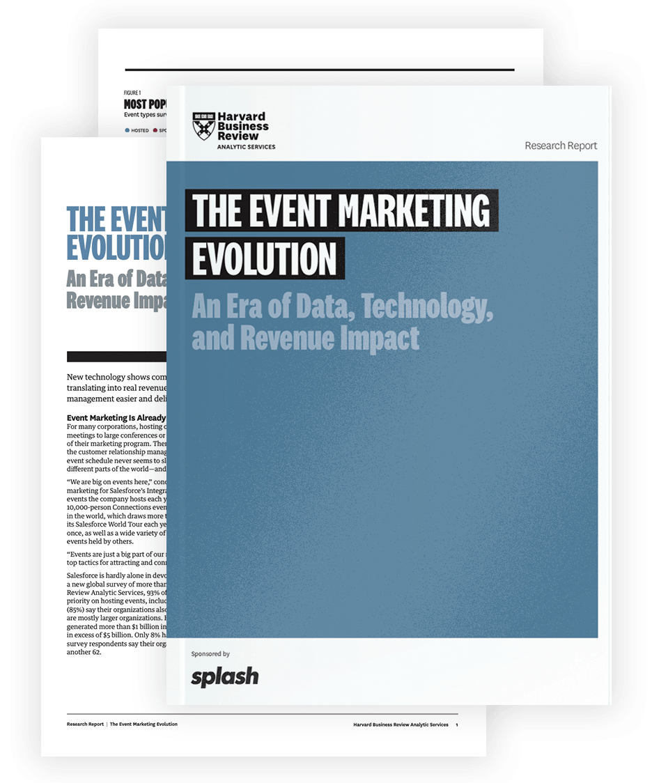 event marketing resource study