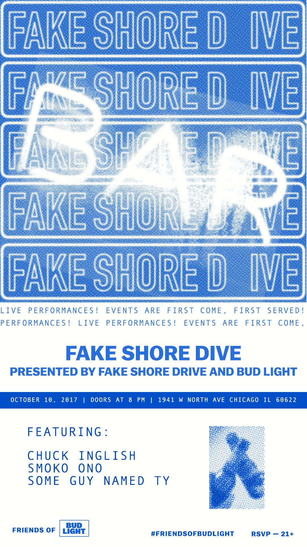Fake Shore Dive - Splash