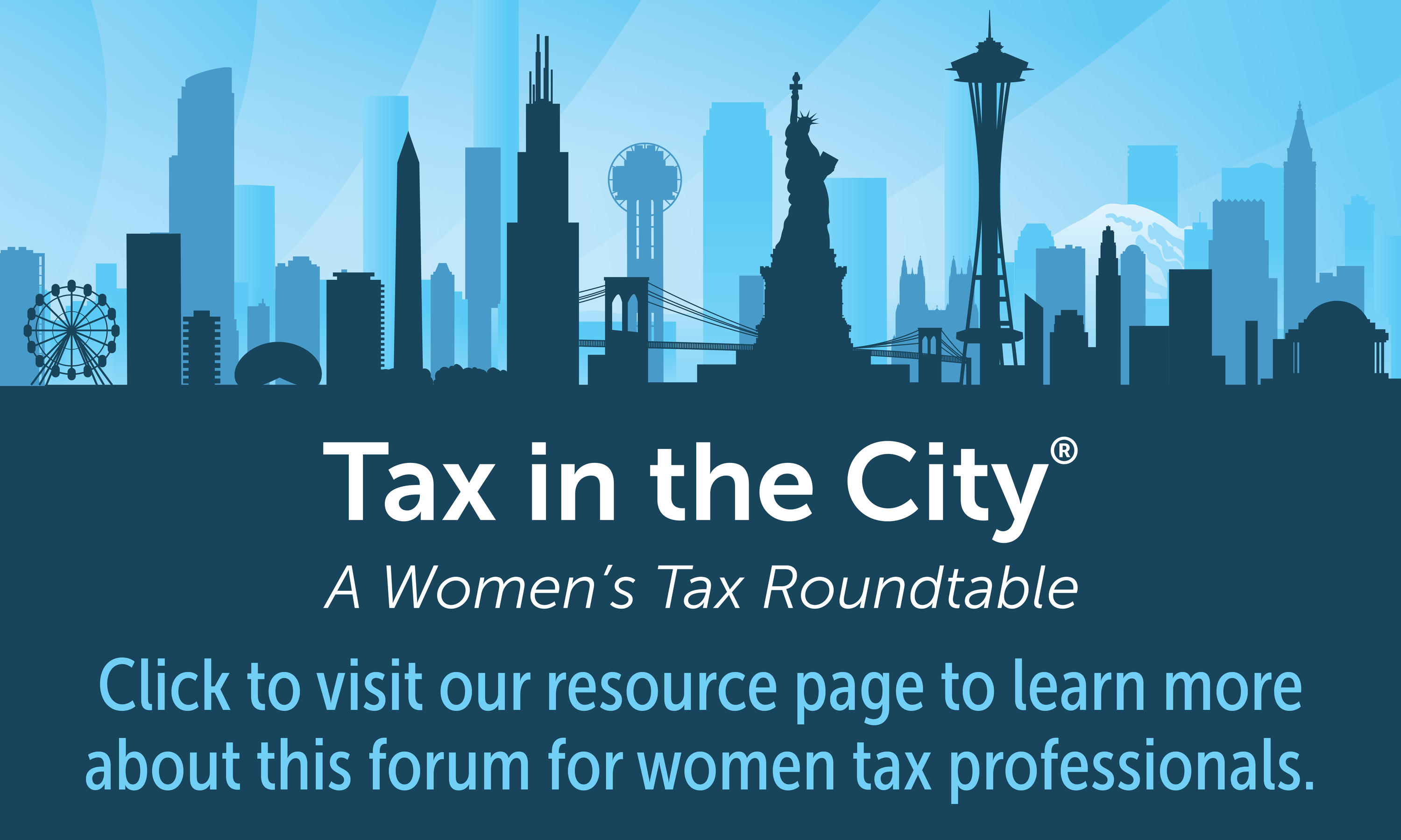 Tax in the City: A Women's Tax Roundtable