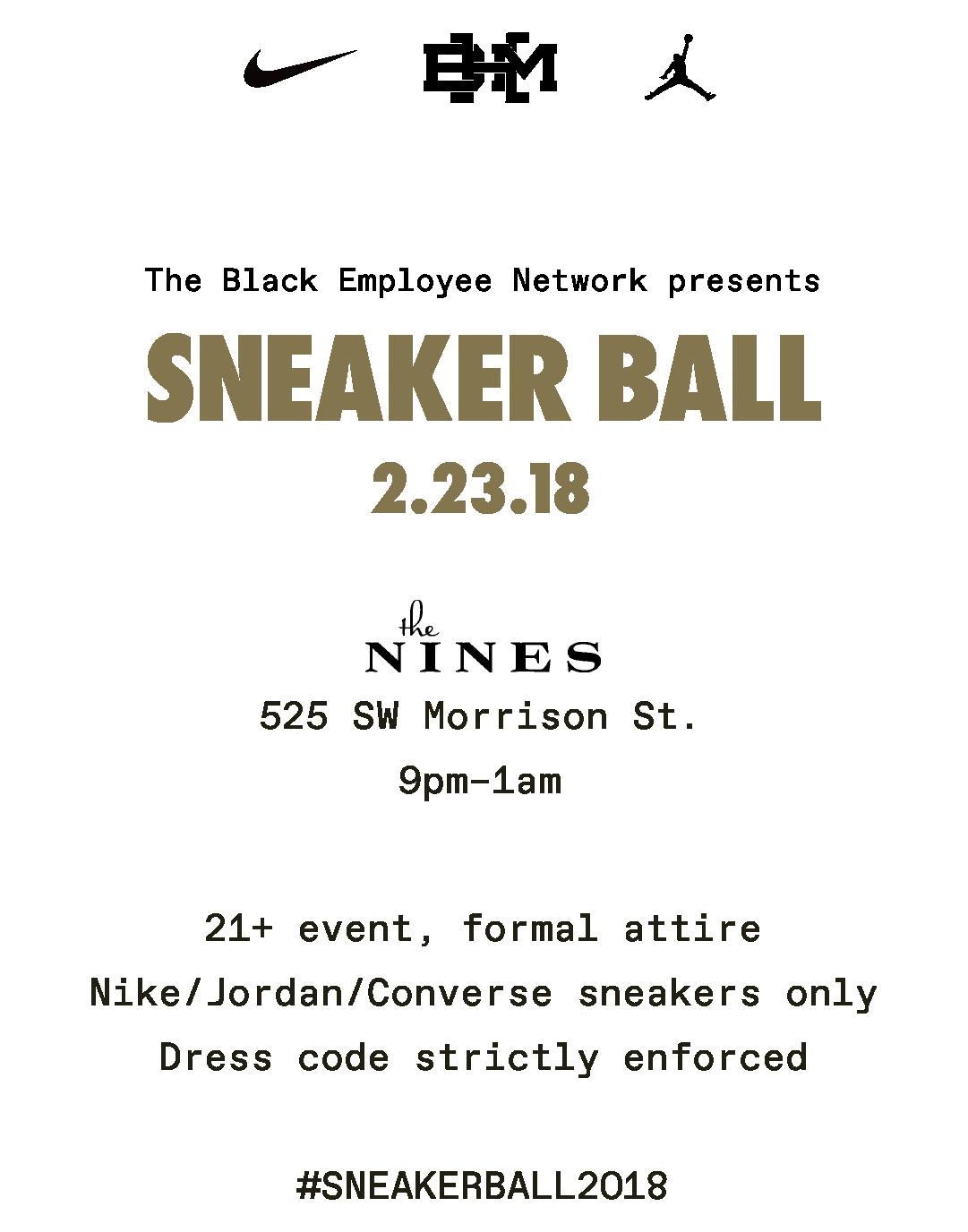 Sneaker Ball - Splash