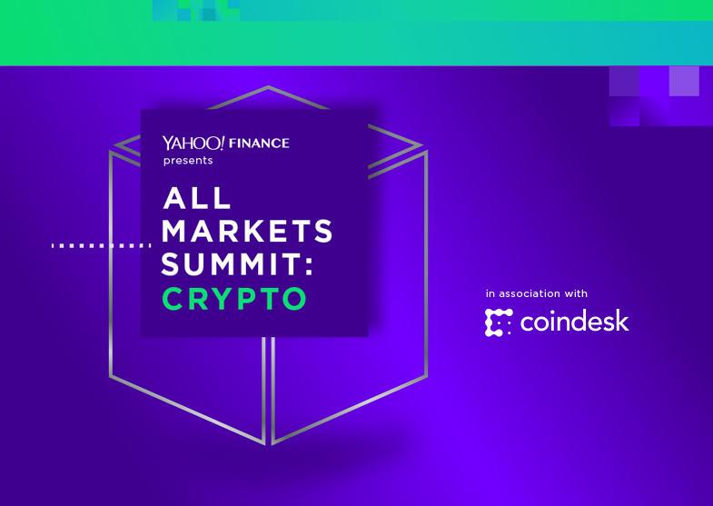Yahoo Finance All Markets Summit: Crypto