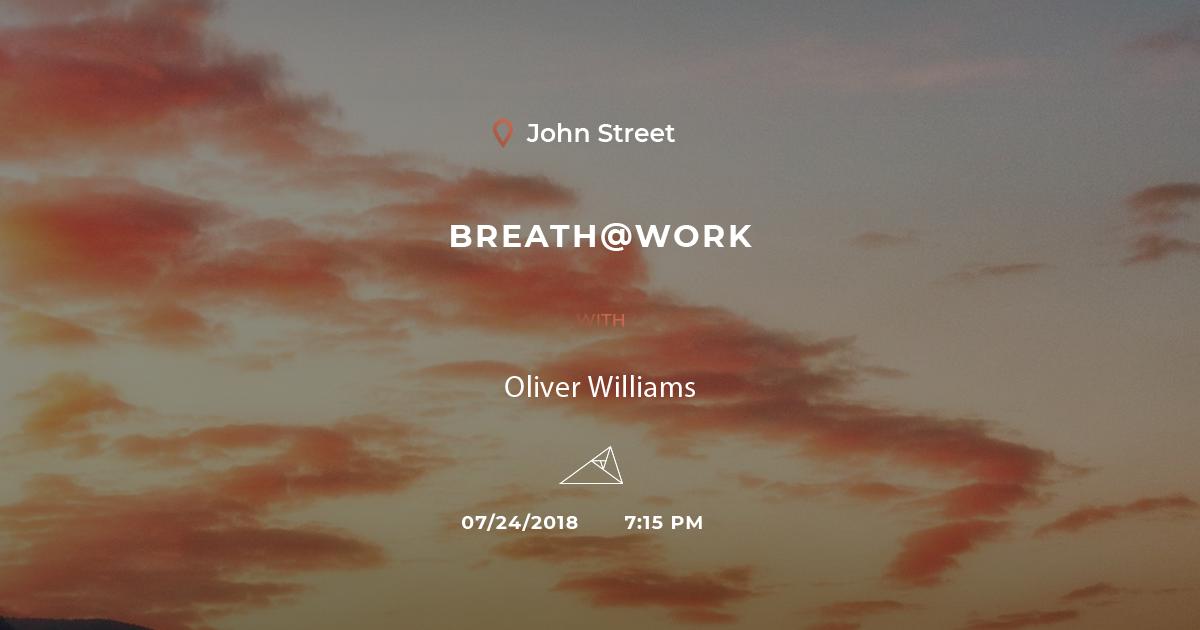 Breath@Work for Members