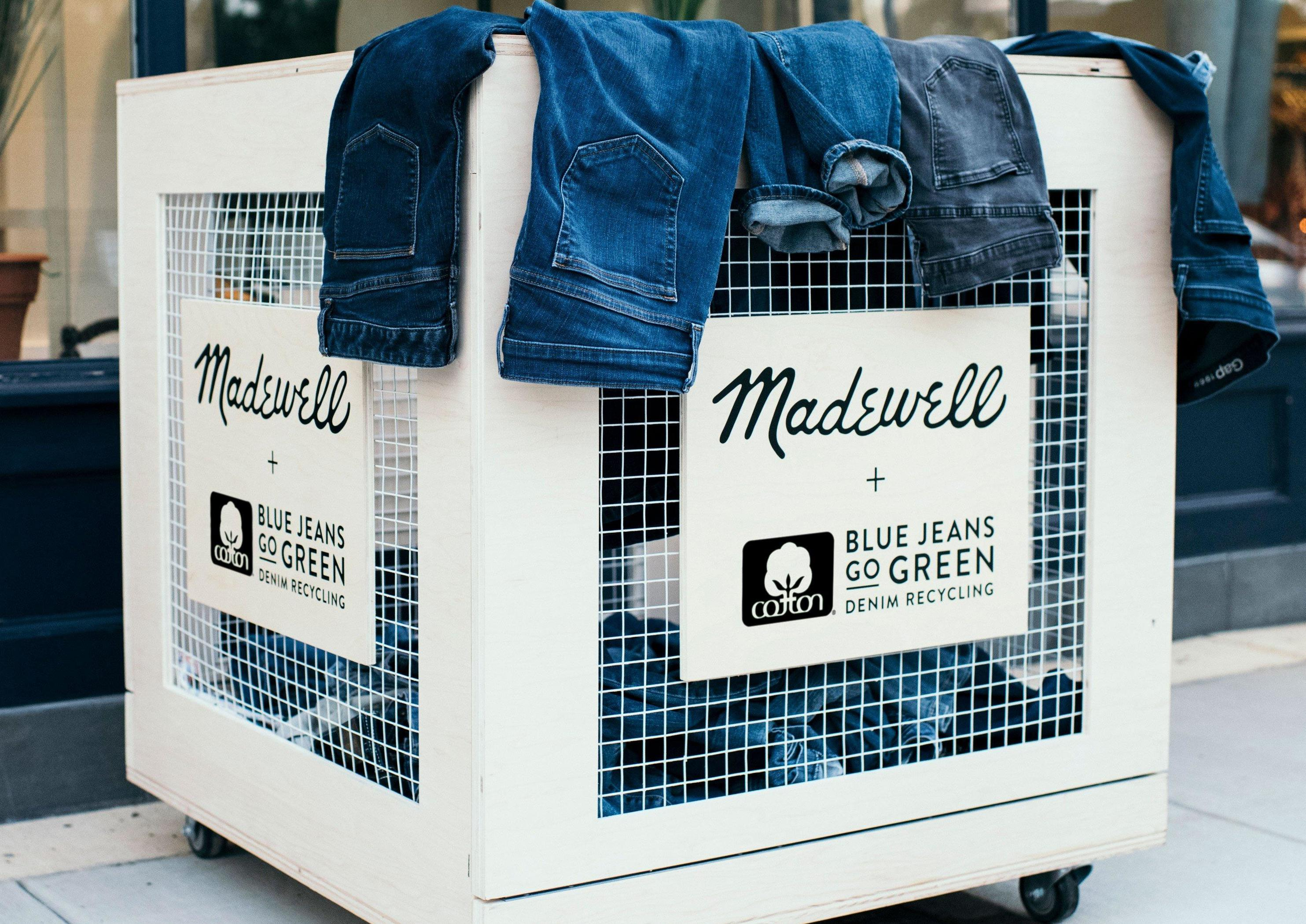 madewell recycle your heart out