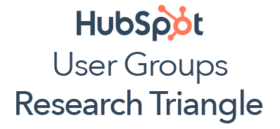 HubSpot User Groups Research Triangle
