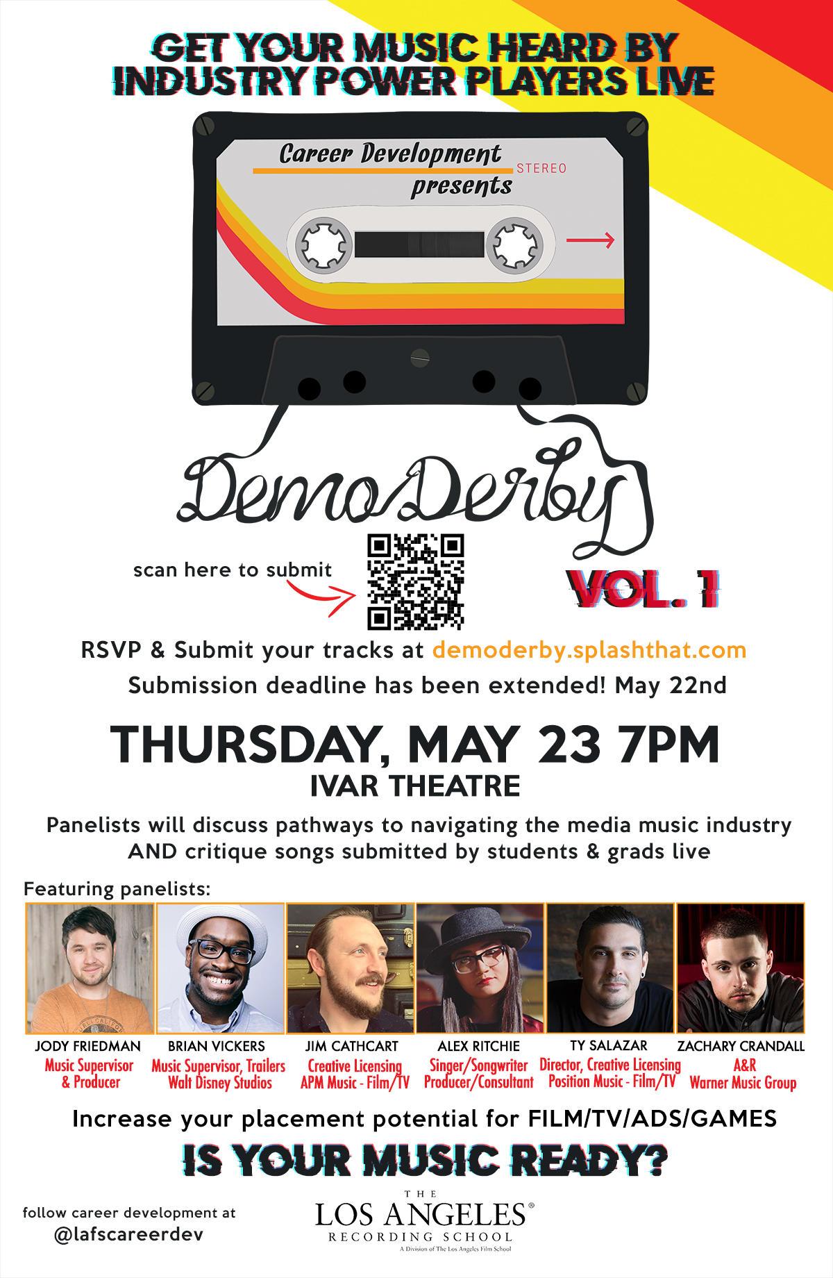 Demo Derby - Splash