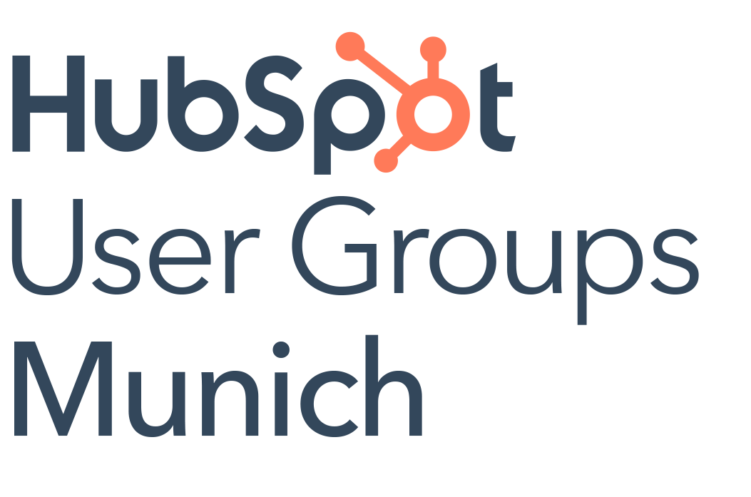 HubSpot User Groups Munich