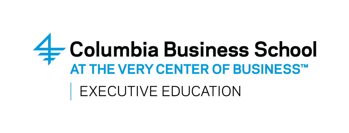 Columbia Business School: At the very center of business. Executive Education