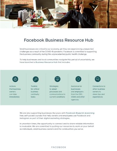 Business Resource Hub