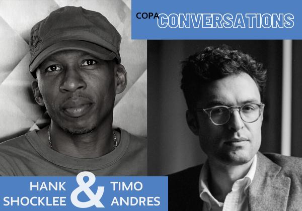 ONLINE | CoPA Conversations: Hank Shocklee & Timo Andres