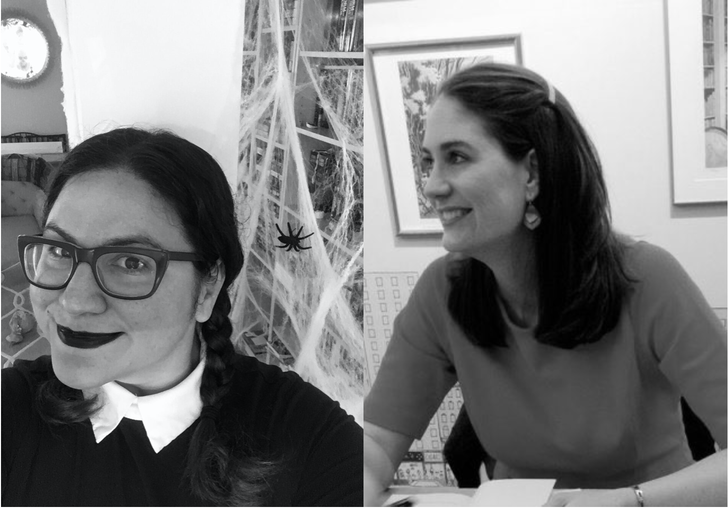ONLINE | Writing for Children & Young Adults Alumni Panel: Mia Garcia & Lisa Graff