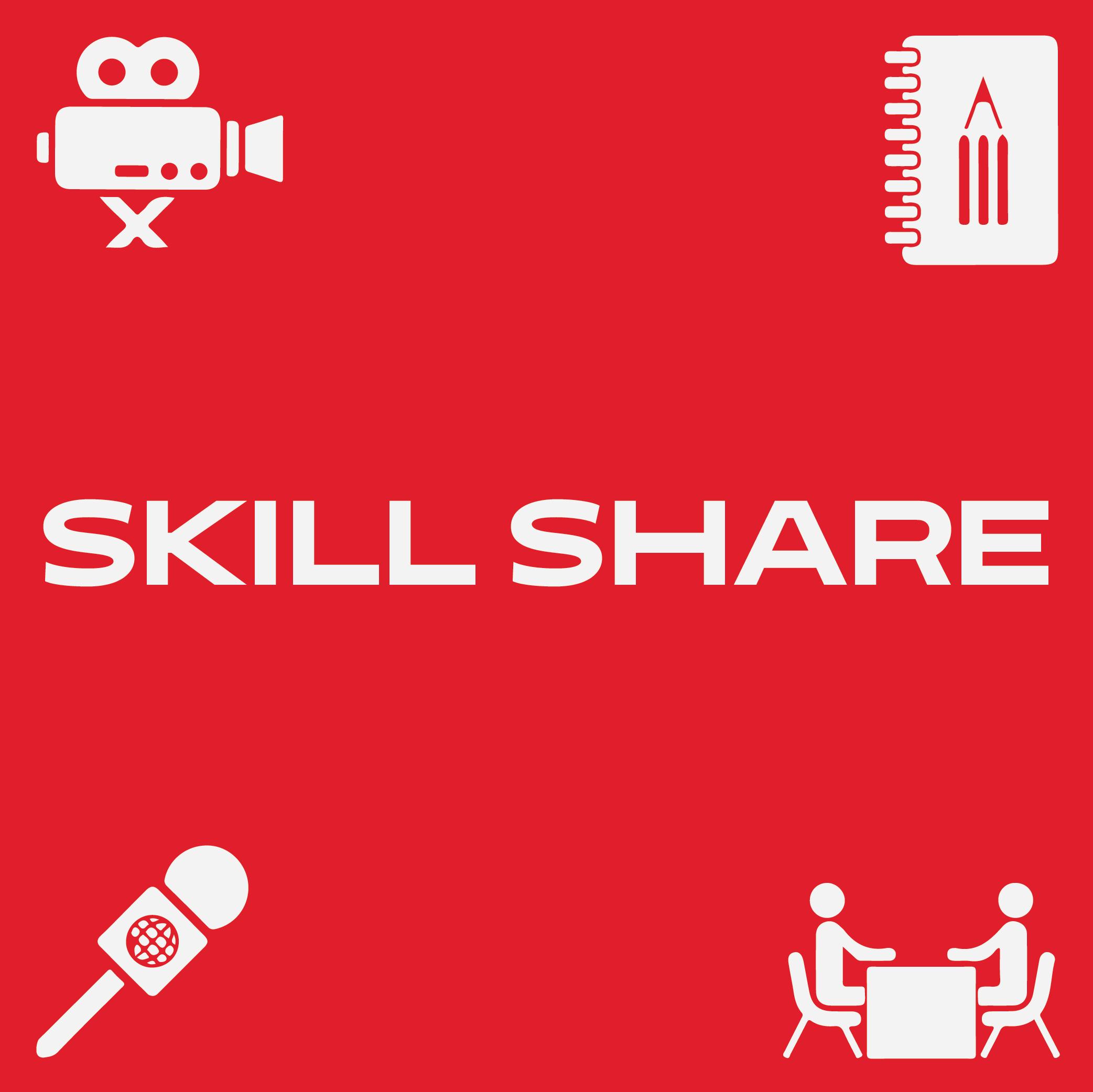 ONLINE  |  Spring 2021 Skill Share