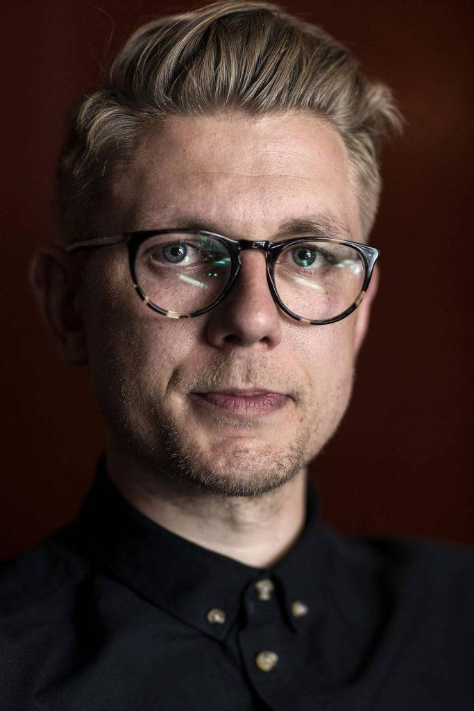 ONLINE | 2021 Literary Studies Alumni Reading: Morten Høi Jensen