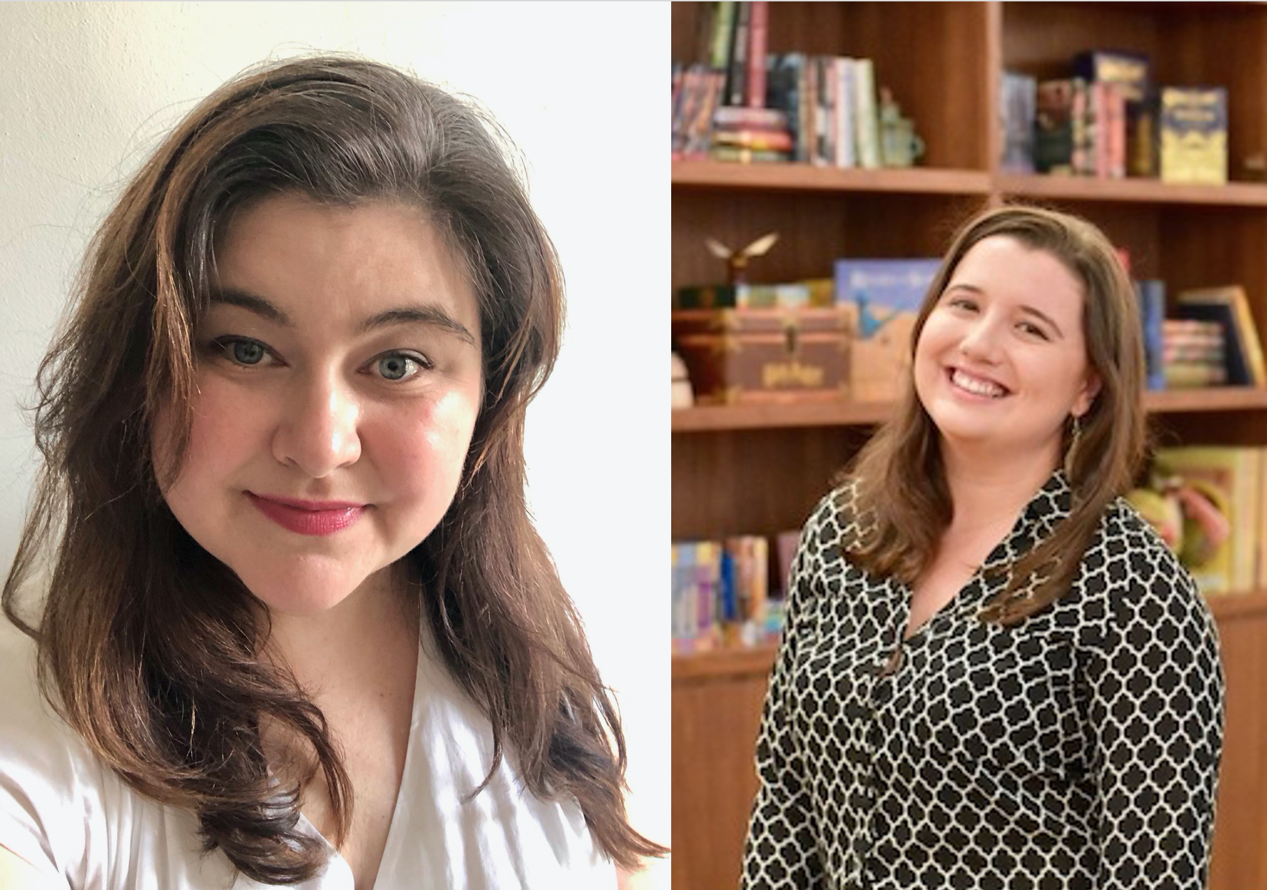 ONLINE | Writing for Children and Young Adults Forum: Meghan McCullough & Elizabeth Dunn-Ruiz